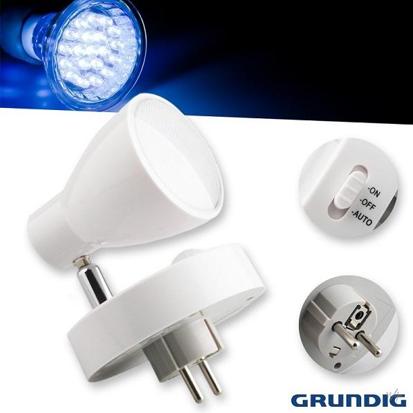 Verlichting kampeerkoopje for Bewegingssensor voor led verlichting